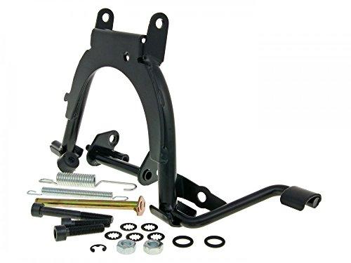 Béquille centrale kit de réparation Buzzetti pour Malaguti F12, F15, Ovetto, Neos, Jog R 50