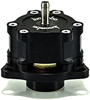 Boomba Racing Blow Off Valve BOV Black for 2016+ Ford Focus RS
