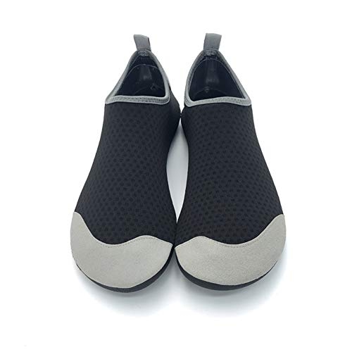 Water Sports Shoes for Men Women,Barefoot Beach Pool Shoes Quick-Dry Non-slip Lightweight Beach Aqua Socks For Outdoor Swim Exercise Yoga Snorkeling Surfing 1 Pair