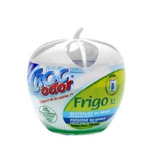 croc' Odor Lufterfrischer für Kühlschrank Größe XL 140g–Lot de 2