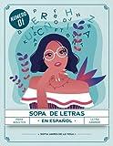 Sopa de Letras en Español para Adultos Letra Grande: Numero 1