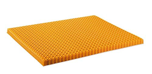 Schluter Systems Ditra Heat Uncoupling Membrane Sheet 8.4 sq ft - 45 Pcs Pack