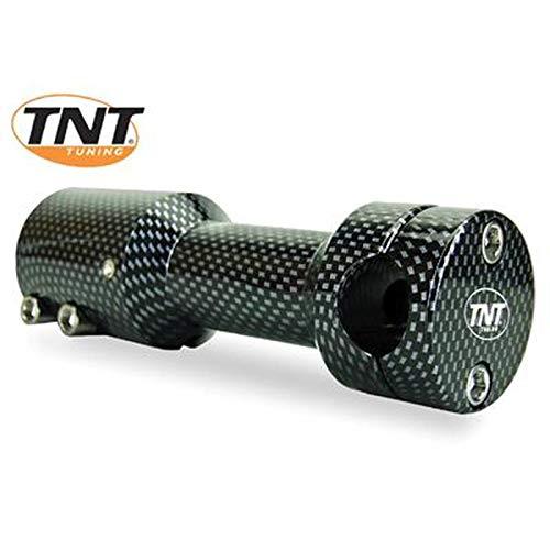 Stuurbevestiging voor 50 cc Peugeot Speedfight 50 Downhill-stuur carbon TNT