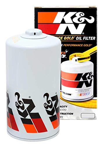 K&N Premium Oil Filter: Designed to Protect your Engine: Fits Select 2011-2019 FORD (F250 Super Duty, F350 Super Duty, F450 Super Duty, F550 Super Duty, F650), HP-4005