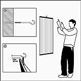 CG HOME Fern Infrarot-Heizplatte Bildheizung Harmonie - Infrarotheizung Elektroheizung Heizpaneel 430 Watt 230V - Energieeffizient Schnellheizend Flexibel - Sicher - Langlebig. Faltbar und Tragbar
