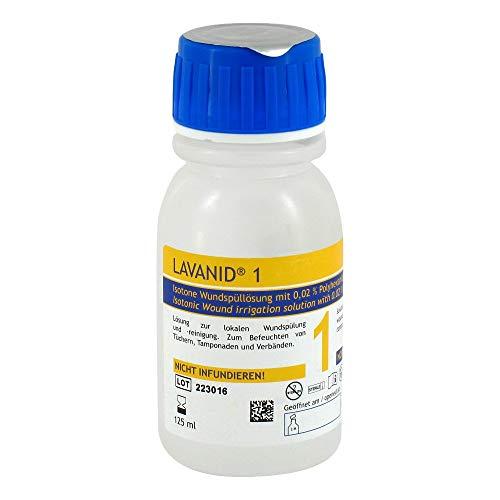 LAVANID 1 Wundspüllösung 125 ml
