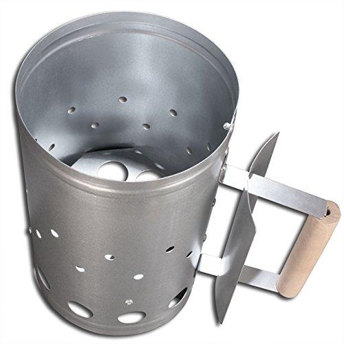 Bick.shop – Encendedor de carbón vegetal para barbacoa, tamaño XXL