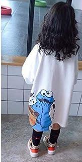 クッキーモンスター BIG Tシャツ 女の子 男の子