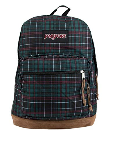 Jansport Right Pack Expressions Backpack - Mystic Pine Plaid