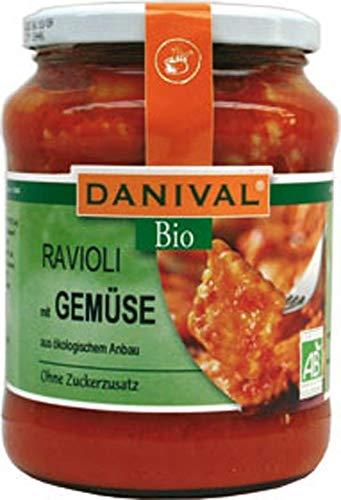 Ravioli mit Gemüse 670g Danival