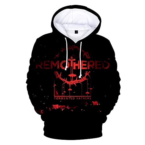 XIAOXIANNV Remothered 3D Young People Anzug Hoodies Sportswear Hooded Youthful Vitality Frauen/Männer Gothic Punk Hoodie Sweatshirt XXXXXL