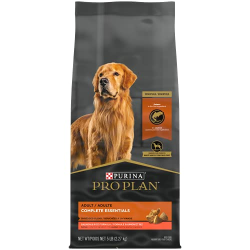 Purina Pro Plan With Probiotics, High Protein Dry Dog Food, Shredded Blend...