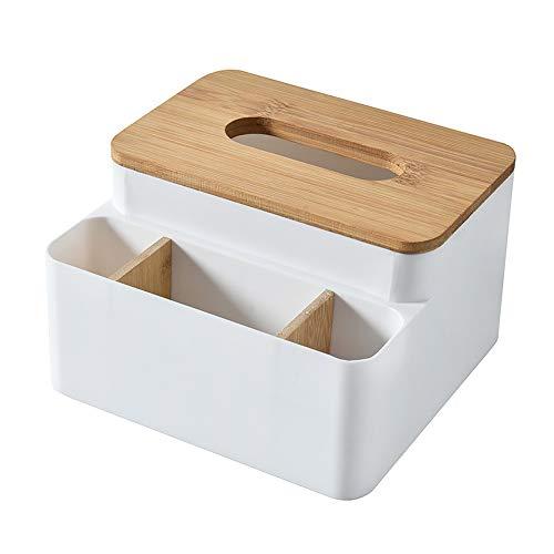 JCXOZ El Tejido Multifuncional Caja de papelería joyería Caja de Almacenamiento de Escritorio Caja de plástico gaveta de Almacenamiento Cajas y organizadores de Joyas