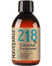 Naissance Gefractioneerde kokosnoot (nr. 218) 250ml - Puur, Natuurlijk, Wreedheidvrij, Vegan
