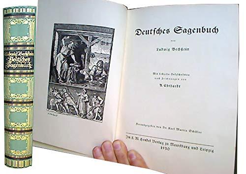 Ludwig Bechstein: Deutsches Sagenbuch