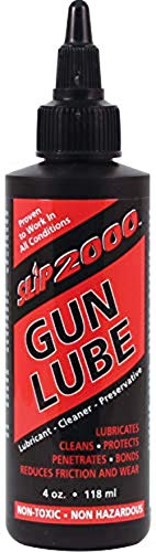 Slip 2000 Gun Lube 4oz Bottle