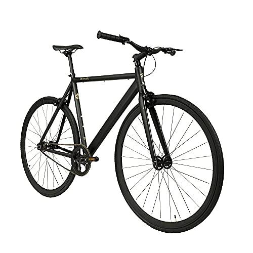 Pista de aluminio de una sola velocidad Fixie Urban Bike