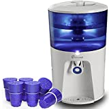 Water Cooler 8.5 Litre Dispenser plus 6 Filters (1 Years Supply) No Plumbing Required