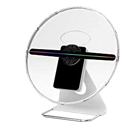50%OFF Hologram Fan Holographic Display Projector,IDISKK ORIGINALDESIGNED Photo
