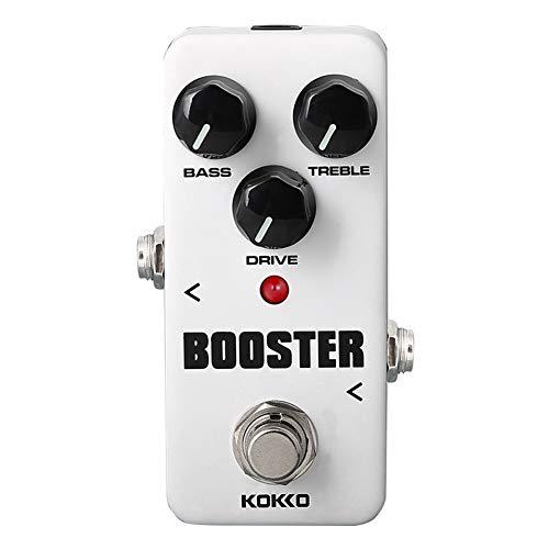 XuBa KO-KKO FBS2 Mini Booster Pedal Tragbare 2-Band EQ Gitarre Effektpedal Gitarre Teile & Zubehör