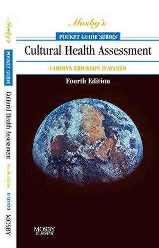 41C2dJlFasL - Mosby's Pocket Guide to Cultural Health Assessment - E-Book (Nursing Pocket Guides)