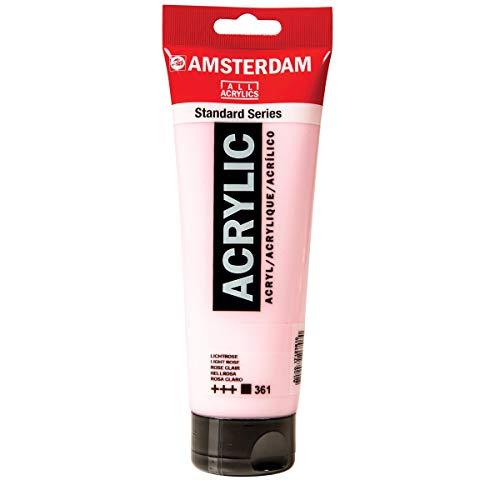 Royal Talens Amsterdam acrílico | Colores y tamaños indicados Light Rose 250ml
