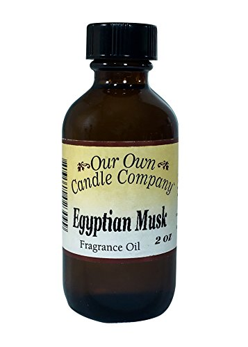 (Egyptian Musk, 60ml) - Our Own Candle Company Fragrance Oil, Egyptian Musk, 60ml