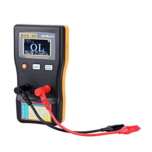Signstek MESR-100 V2 Auto Ranging in Circuit ESR LCR Meter...