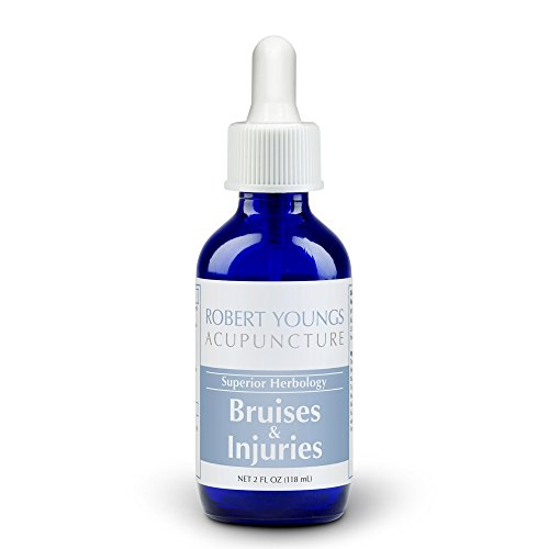 Extra Fast Bruise Vanish Healing Formula Dit Da Jow | Max Strength Injury Liniment Remedy | Best for Bruising from IVF, Hormone Injections, Cross Fit, Botox, Black Eyes, Shrink Wrinkles & Facial Lines
