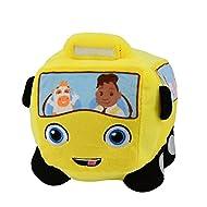 Little Baby Bum official Plush Toys Animal Star Bus Kids Soft & Huggable Toys (Bus Plush)
