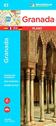 Plano Granada (Planos Michelin)