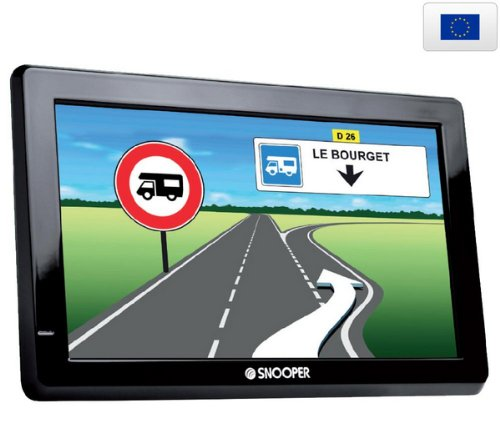 SNOOPER GPS Ventura CC8200 Europe