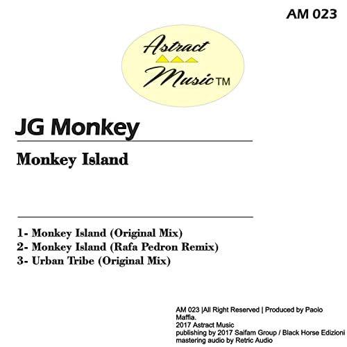 Jg Monkey & Rafa Pedron