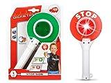Dickie Toys 203342008 - Polizeikelle mit Lichtfunktion -