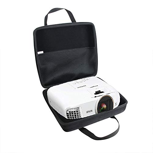 Hermitshell Hard EVA Travel Case for Epson Home Cinema 2150 Wireless 1080p Miracast 3LCD Projector