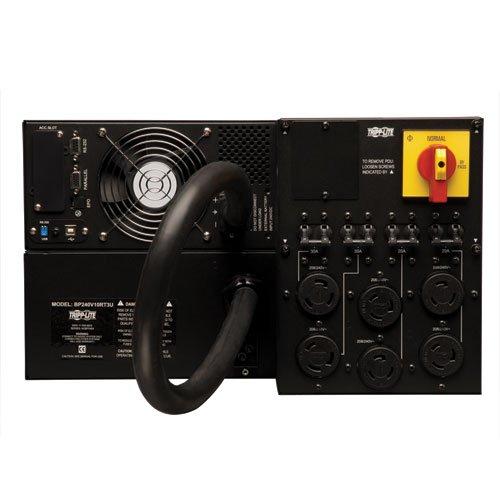 Tripp Lite SU8000RT3U 8000VA 7200W UPS Smart Online Rackmount 8kVA PDU 200V-240V 6URM, 6 Outlets