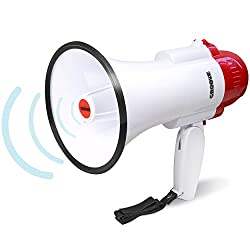 Megaphone from Amazon