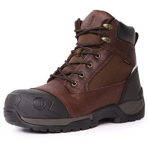 HANDMEN Work Boots for Men