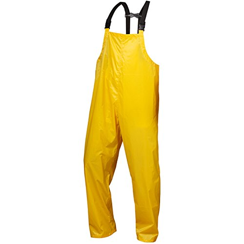 Craftland 2122-L Regenlatzhose Ribe Größe L in gelb, L