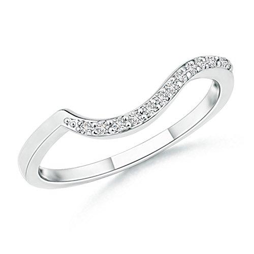 Angara.com  -  Platin 950  Platin Rundschliff   Weiß/Wesselton (H) Diamant
