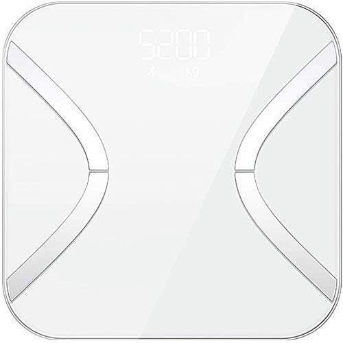 LQH USB Ladungsausgleich genaue Körperfettwaage Haushaltswaage Body Balance genannt
