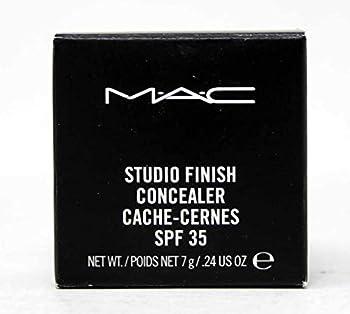 MAC Studio Finish Concealer 7 grams NW25 0.24 oz