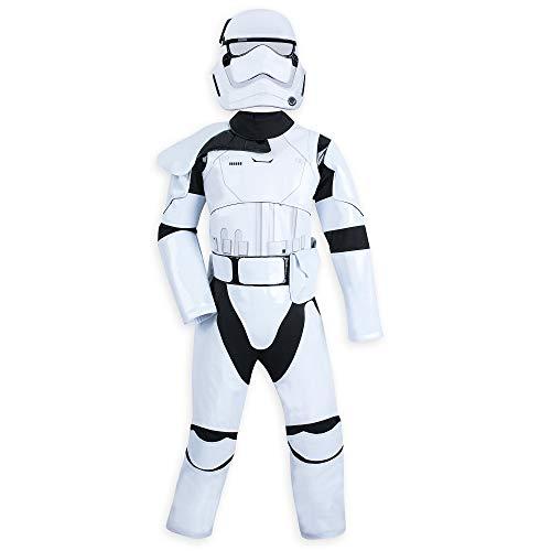 Star Wars Stormtrooper Costume for Kids Size 4 White