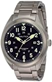 Nautica Watch Battery Park NAPBTP004 24 Hour Time, Water Resistant, Arabic Numerals, Stainless Steel