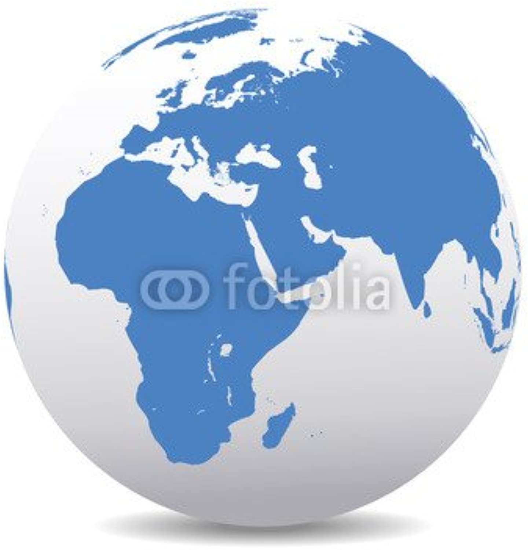 los clientes primero Diseo de áfrica, áfrica, áfrica, Oriente, Arabia and India Global World (72563772), lona, 50 x 50 cm  muchas sorpresas