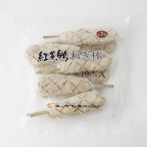 MC 合鴨ねぎ棒冷凍 70gx10本 【冷凍・冷蔵】 5個