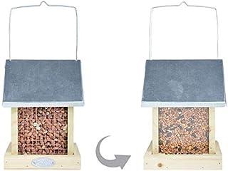 Outils et Nature Mangeoire silo pour Les Oiseaux