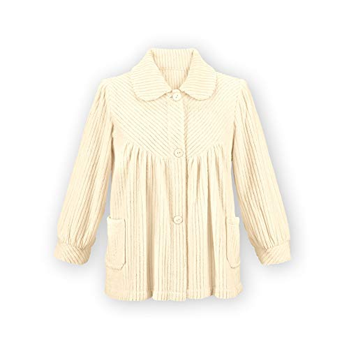 Soft Fleece Button Down Bed...