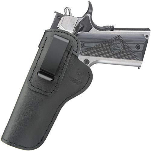 IWB Leather Holster for Inside The Waistband...