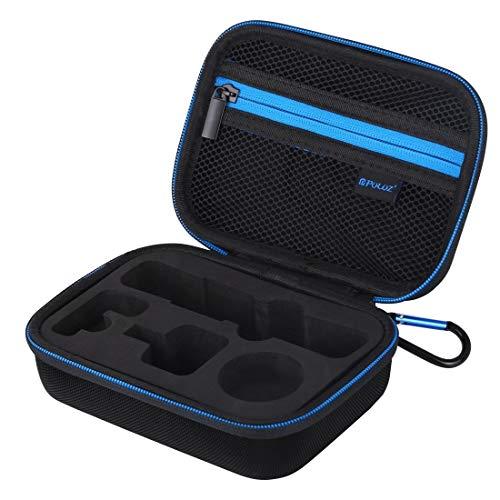 Jiali Housse de Protection Stockage Haute qualité Hard Shell Housse de Transport Voyage for DJI OSMO Pocket et Accessoires, Taille: 16 cm x 12 cm x 7 cm